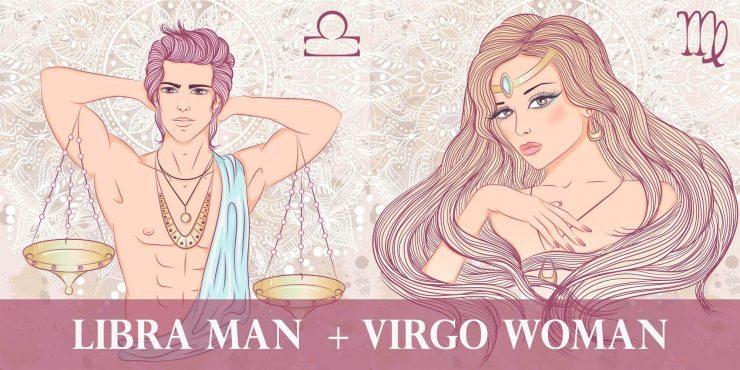 libra man virgo woman