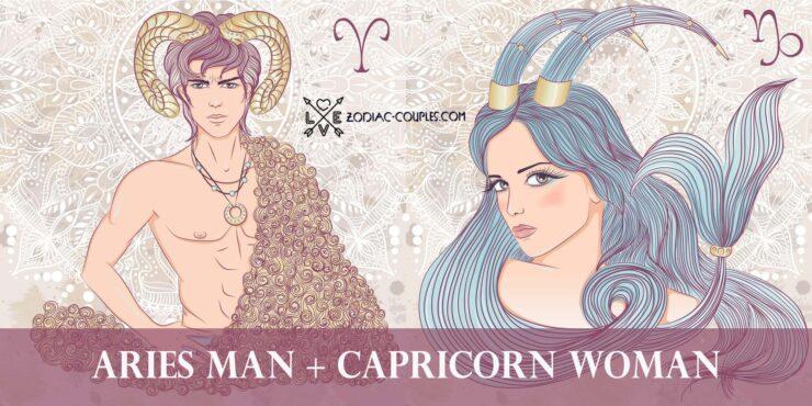 aries man capricorn woman