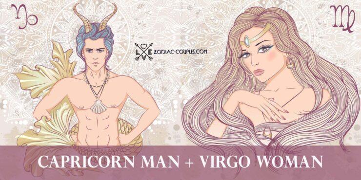 capricorn man virgo woman