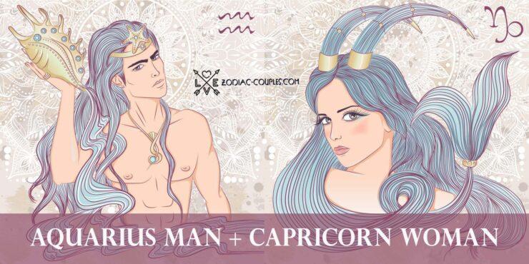 aquarius man capricorn woman