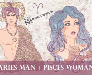 aries man pisces woman