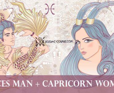 pisces man capricorn woman