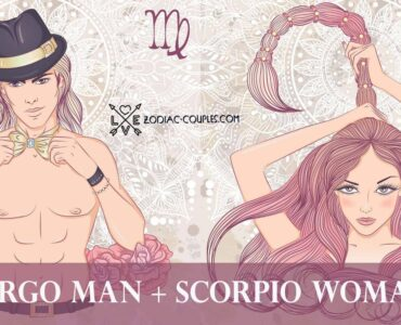 virgo man scorpio woman