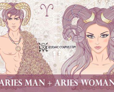 aries man aries woman