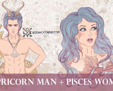 capricorn man pisces woman