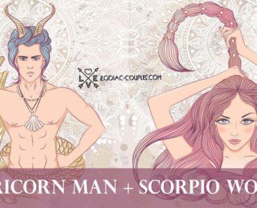 capricorn man scorpio woman