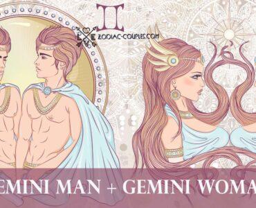 gemini man gemini woman