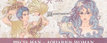 pisces man aquarius woman