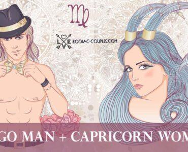 virgo man capricorn woman