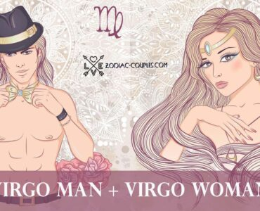 virgo man virgo woman