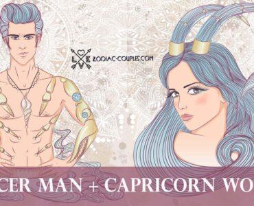 cancer man capricorn woman