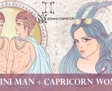 gemini man capricorn woman