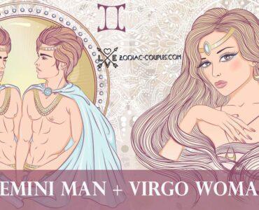 gemini man virgo woman