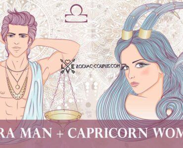 libra man capricorn woman