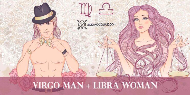 virgo man libra woman