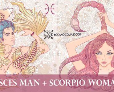 pisces man scorpio woman