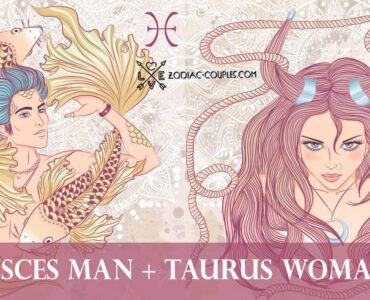 pisces man taurus woman