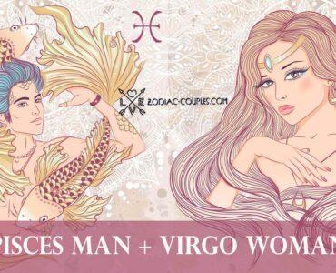 pisces man virgo woman