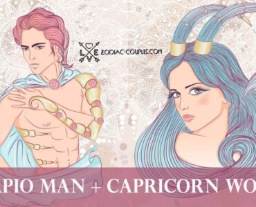 scorpio man capricorn woman