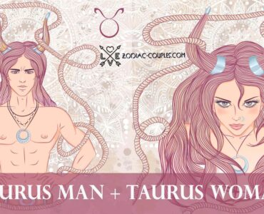 taurus man taurus woman