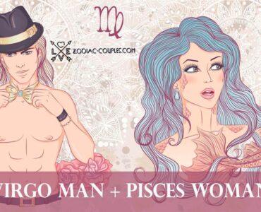 virgo man pisces woman