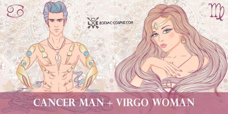 cancer man virgo woman