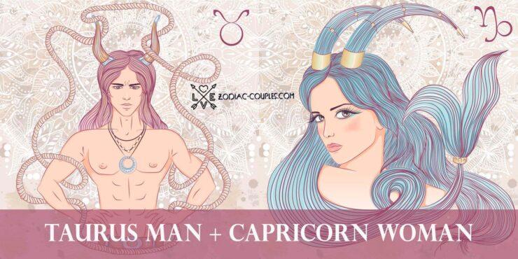 taurus man capricorn woman